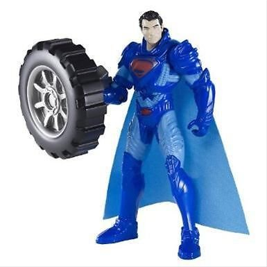 MAN of Steel Power Attack Figure (Styles Vary: 1 Random Figure Per Order)
