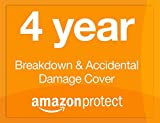 Amazon Protect 4 year Breakdown & Accidental Damage Cover for Small Kitchen Appliances from £20 to £29.99