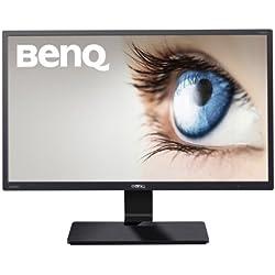 """Benq GW2470H Monitor VA, Display da 23,8"""" Full-HD, 2 Porte HDMI, Angolo di Visuale 178°/178°, Nero"""