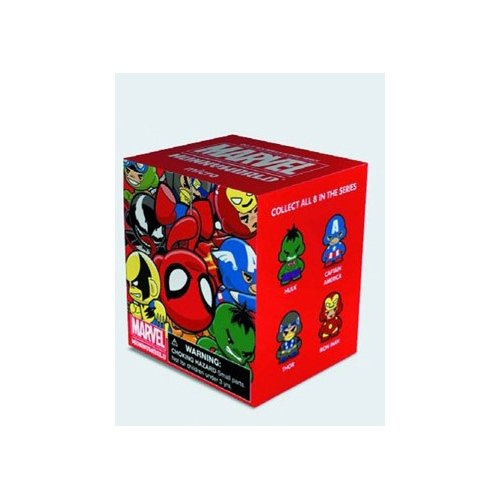 Kidrobot Marvel Series Micro Munny Action Figure - 1