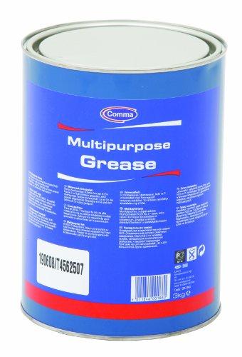comma-gr23kg-3kg-multipurpose-lithium-grease