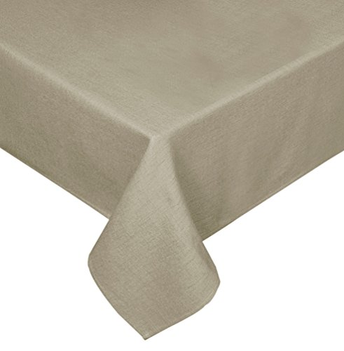 Maytex loft table cloth 60 by 102 inch linen home garden for 102 inch table runners