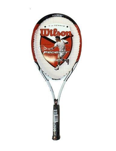 Wilson Federer 27 Tennis Racket