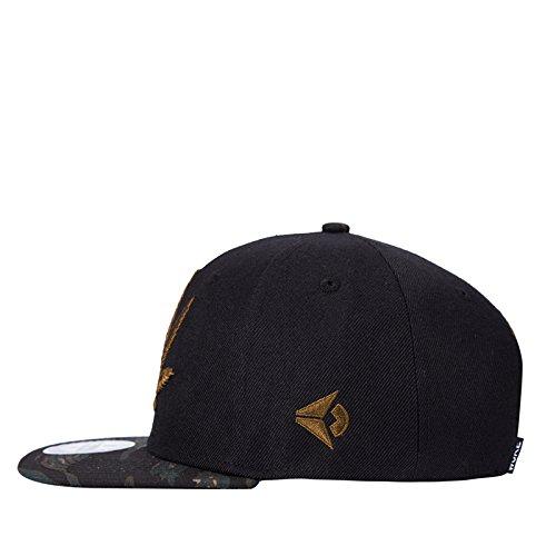 Marijuana-Leaf-Weed-Snapback-Cap-Cannabis-Embroidered-Flat-Bill-Mens-Baseball-Hat