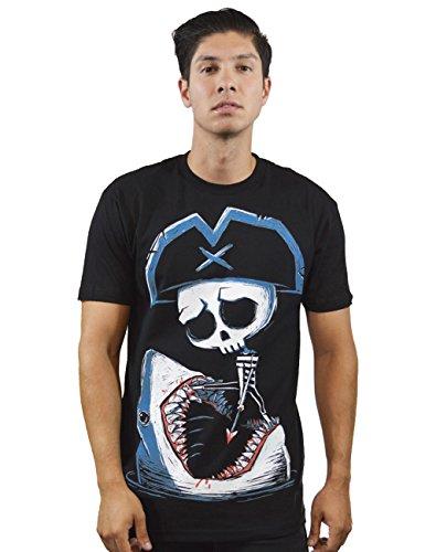Akumu Ink -  T-shirt - Maniche corte  - Uomo nero Medium