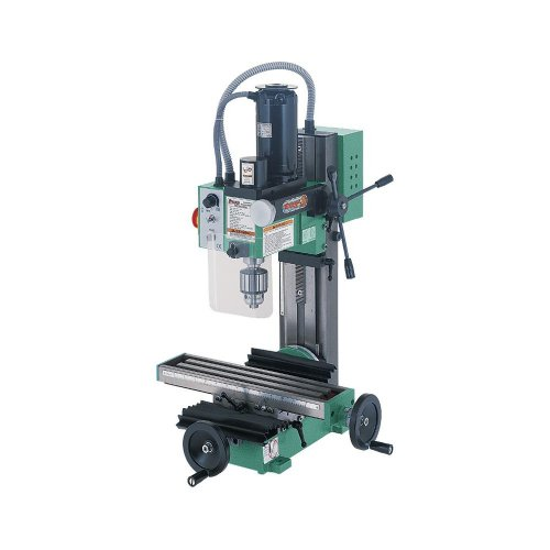 grizzly milling machine reviews