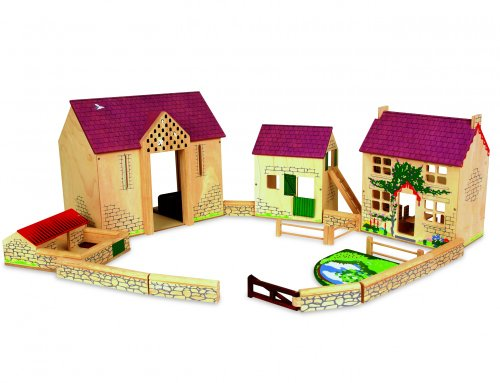 Pintoy Farm Series Deluxe Middlebrook Farm