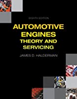 Automotive Engines: Theory and Servicing, 8th Edition Front Cover