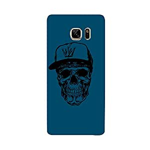 Skintice Designer Back Cover with direct 3D sublimation printing for Samsung Galaxy Note 7