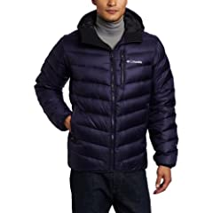 Buy Columbia Mens Hellfire Down Hooded Jacket by Columbia