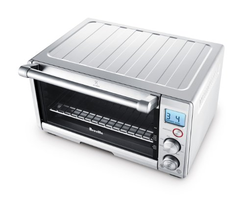 Breville bov650xl compact 1800w toaster oven review for Breville toaster oven