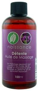 Huile de Massage - Anti-Stress et Sommeil - 100ml