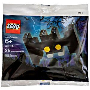 LEGO Seasonal Exclusive Mini Figure Set #40014 Bat Bagged - 1