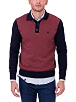 POLO CLUB Jersey Gentle Double Nb (Burdeos)