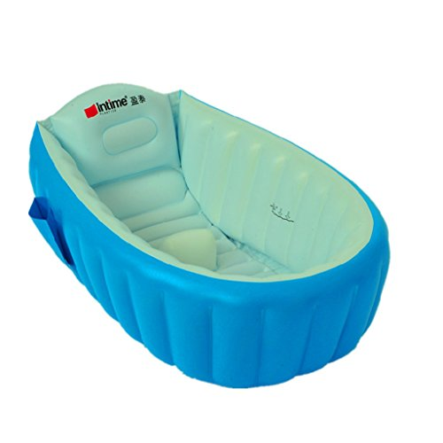 intime-inflable-bebe-banera-ducha-del-bebe-ninos-de-hidromasaje-para-0-3-anos-azul