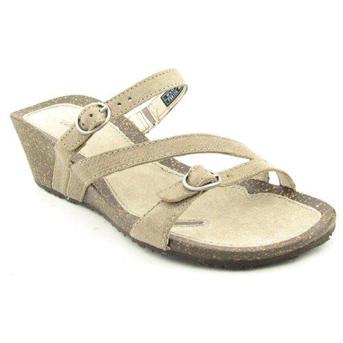 Teva Women's Ventura Wedge Modoc Sandal,Pumice Stone,11 M US