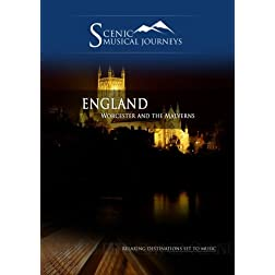 Naxos Scenic Musical Journeys England Worcester and the Malverns