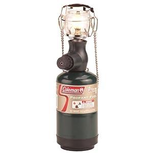 Coleman One-Mantle Compact Propane Lantern