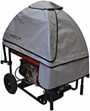 Gentent Wet Weather Safety Canopy for Running Portable Generators - GreySkies StormBracer Edition