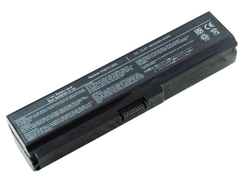 Lb1 High Performance New Battery For Toshiba Satellite L730-St4N01 Laptop Notebook Computer Pc - 10.8V 12Cells 8800 Mah 18 Months Warranty front-1048975