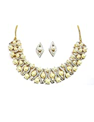 Zara Necklace Set By Sempre Of London