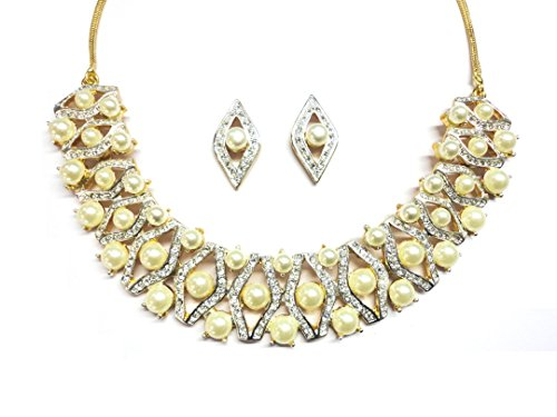 Zara Zara Necklace Set By Sempre Of London (Transperant)