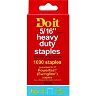 Do it Best Global Sourcing 314765 Do it No. 5 Staples-5/16