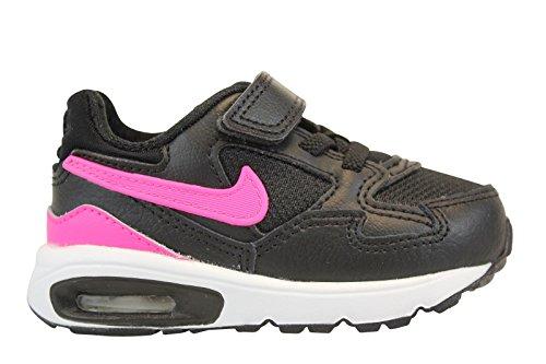 Nike Unisex - Bimbi 0-24 Air Max St (Tdv) scarpe sportive nero Size: 23 1/2