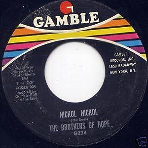 Nickol Nickol / I'm Gonna Make You Love Me