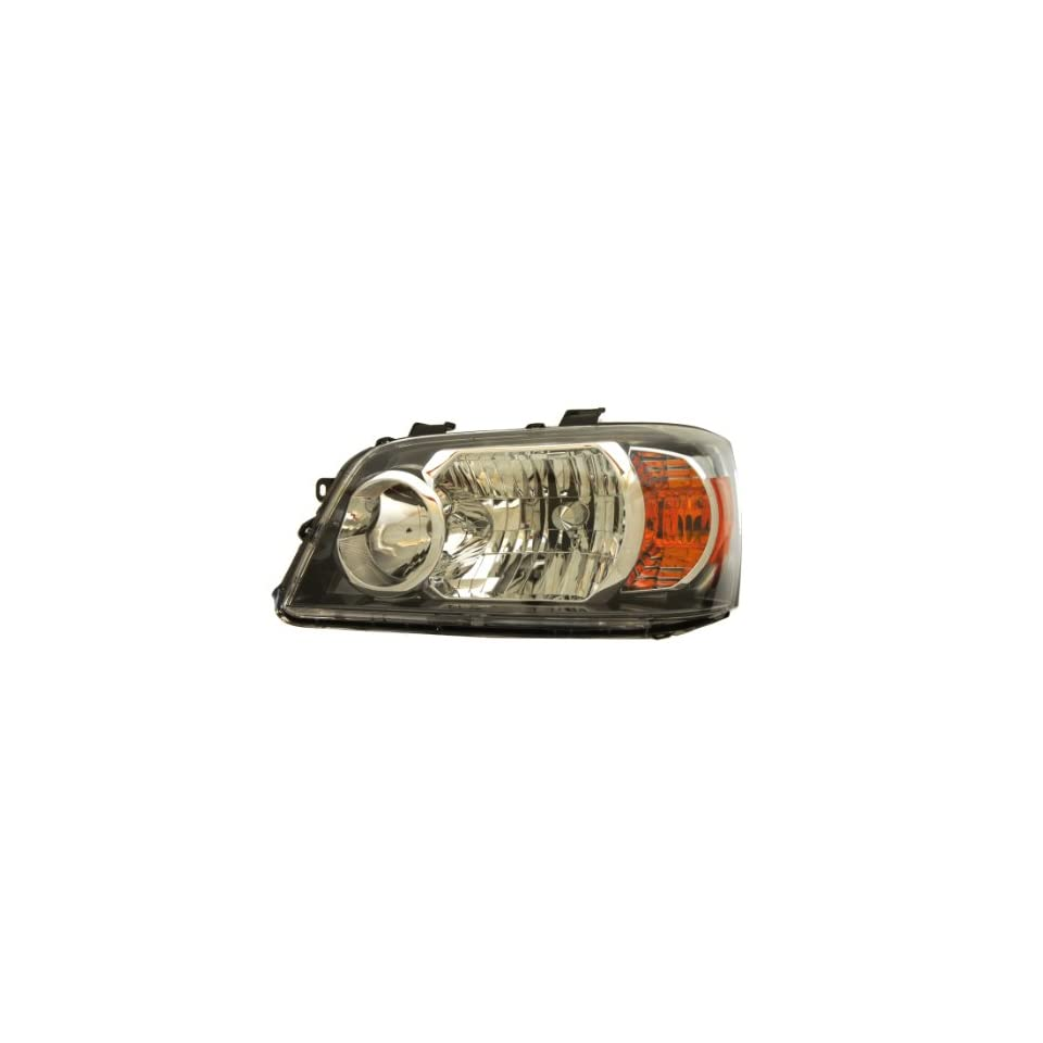 Genuine Toyota Parts 81170 48550 Driver Side Headlight Lens/Housing