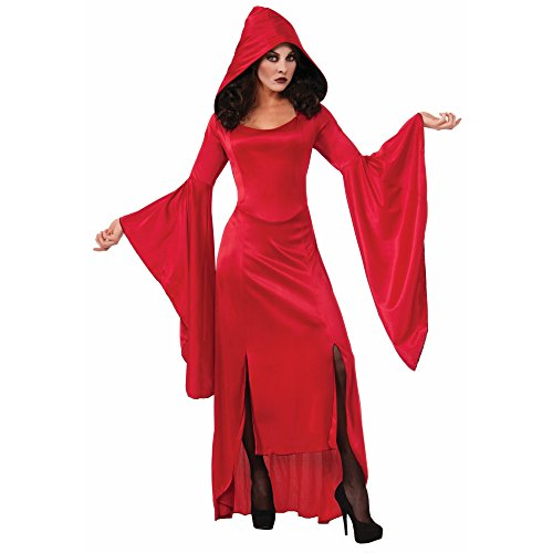 Forum Novelties Women's Madame Scarlet Costume, Red, Standard (Madame Red compare prices)