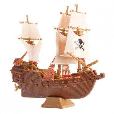 Décoration gâteau bateau pirate