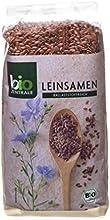biozentrale Leinsamen, 3er Pack (3x400 g)