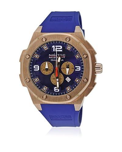 Nautec No Limit Reloj de cuarzo Sailfish Azul 45 millimeters