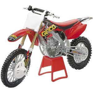 New Ray Toys Offroad 1:12 Scale Motorcycle (57127)