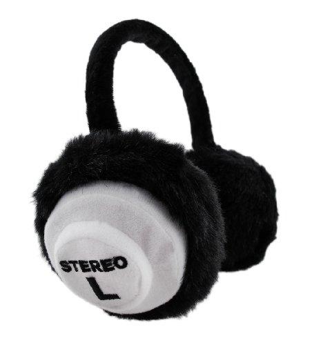 Furry Plush Headphone Adjustable Earmuffs Faux Fur