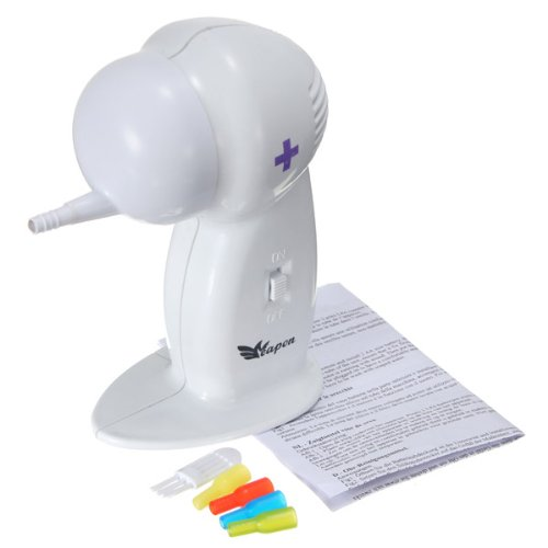 Electric Ear Wax Cleaner Cordless Safely Suction Tool