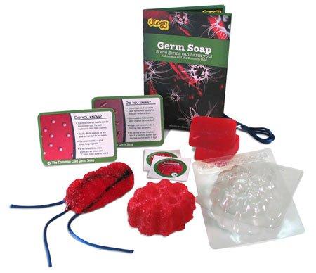 Red Soap-Making Kit - 1