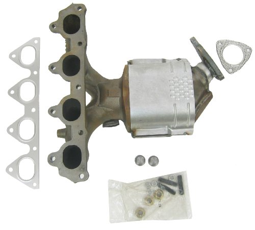 Walker Exhaust 16096 Ultra Import Manifold Converter - Non-CARB Compliant