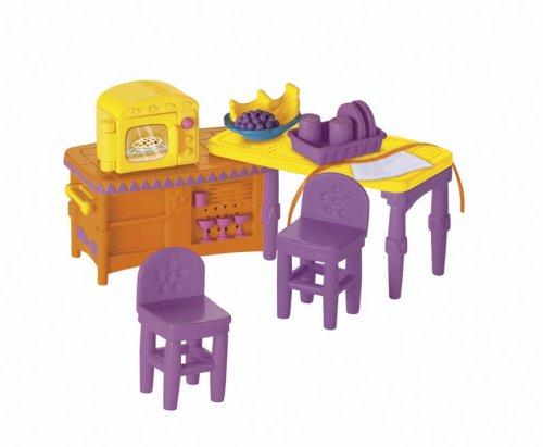 Dora the Explorer Talking Dollhouse Multi Pack Furniture