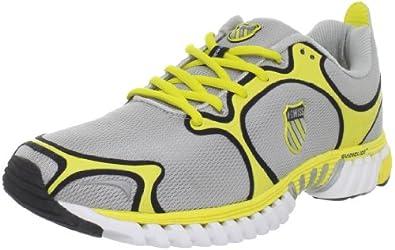 Buy K-Swiss Mens Kwicky Blade-Light Running Shoe by K-Swiss