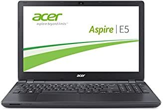 Acer Aspire E5-521-60Y6 39,6 cm (15,6 Zoll) Notebook (AMD Quad-Core A6-6310, 1,8GHz, 4GB RAM, 1TB HDD, AMD Radeon R4 Graphics, DVD, Win 8) schwarz