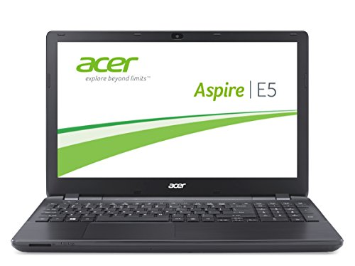 Nach oben Acer Aspire E5-571-546C 39,6 cm (15,6 Zoll) Notebook (Intel Core i5 4210U, 1,7GHz, 4GB RAM, 508GB SSHD, Intel HD Graphics 4400, DVD, kein Betriebssystem) schwarz