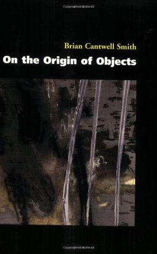 On the Origin of Objects (Bradford Books)