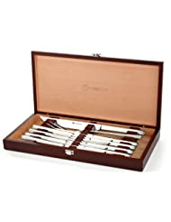 10 Pc SS Carving Set by W%C3%BCsthof