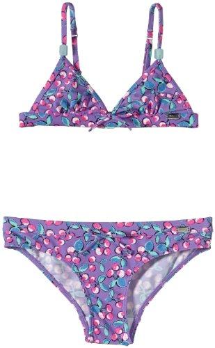 Skiny bikini bambina multicolore mehrfarbig for Costumi due pezzi piscina