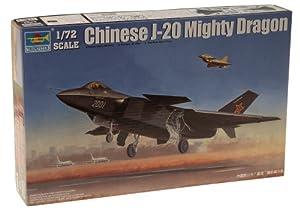 1/72 中国空軍 J-20 戦闘機
