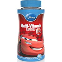 Disney Cars Multi Gummies, 180 Count