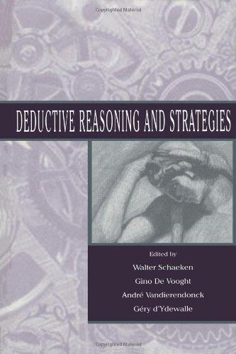 Deductive Reasoning and Strategies