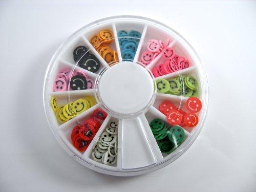 desire-ltd-120-piece-colour-nail-art-smiley-faces-false-nail-tips-manicure-make-up-scrapbooking-craf